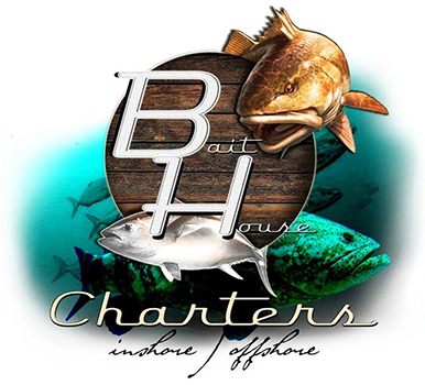 Bait House Charters – Clearwater Beach, Florida Retina Logo